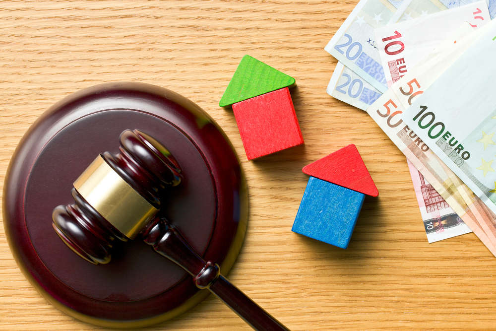 Crisi Covid:  Boom di case all'asta negli ultimi sei mesi